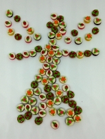 Glitter Peach 365 Day 229